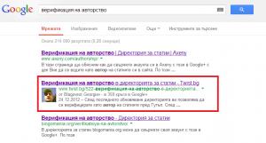 Google shema тагове в Twist.bg