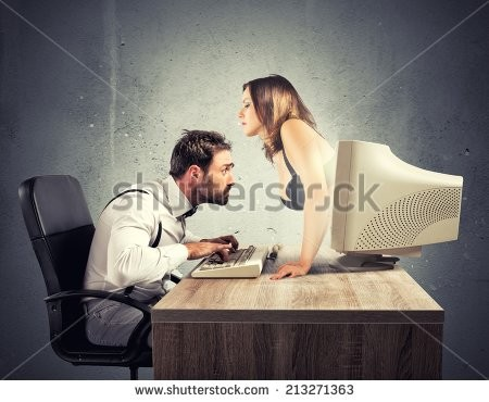 Как се опитаха да ме зарибят за еротичен WEBCAM чат